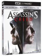 Assassin's Creed (Blu-Ray 4K Ultra HD+Blu-Ray) (2 Blu-ray)