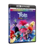 Trolls World Tour (Blu-Ray Uhd+Blu-Ray) (2 Blu-ray)