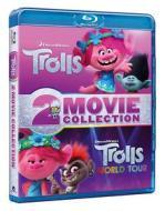Trolls / Trolls World Tour (2 Blu-Ray) (Blu-ray)