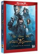 Pirati Dei Caraibi - La Vendetta Di Salazar (3D) (Blu-Ray 3D+Blu-Ray) (Blu-ray)