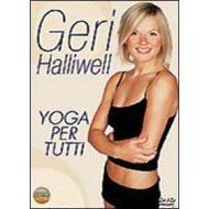 Geri Halliwell. Yoga per tutti