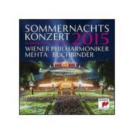 Sommernachtskonzert 2015. Concerto di una notte di mezza estate (Blu-ray)