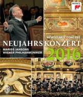New Year's Concert 2016 (Blu-ray)