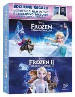 Frozen / Frozen 2 (Ed. Limitata) (2 Dvd+Notebook)