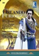 Antonio Vivaldi - Orlando Furioso (2 Dvd)