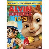Alvin Superstar 1, 2 & 3 (Cofanetto 3 dvd)