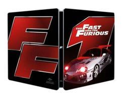 Fast & The Furious (Steelbook) (Blu-ray)