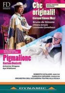 Johann Simon Mayr - Che Originali! / Gaetano Donizetti - Pigmalione (2 Dvd)