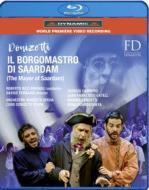 Gaetano Donizetti - Il Borgomastro Di Saardam (Melodramma Giocoso) (Blu-ray)