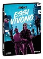 Essi Vivono (4Kult) (Blu-Ray 4K+Blu-Ray+Card Numerata) (2 Blu-ray)