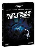 1997 Fuga Da New York (4Kult) (Blu-Ray 4K+Blu-Ray+Card Numerata) (Blu-ray)