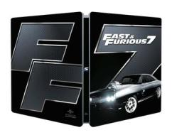 Fast And Furious 7 (Steelbook) (Blu-ray)