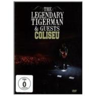 The Legendary Tigerman & Guests. Coliseu