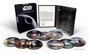 Star Wars - Movie Collection I-IX (Ltd) (9 Dvd)