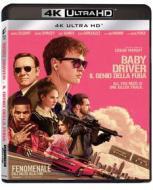 Baby Driver - Il Genio Della Fuga (4K Uhd+Blu-Ray) (Blu-ray)