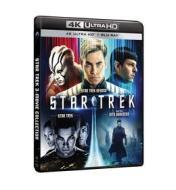 Star Trek 4K Collection (3 Blu-Ray 4K Ultra Hd+3 Blu-Ray) (Blu-ray)