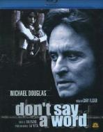 Don't Say A Word (Blu-ray)