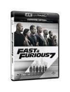 Fast And Furious 7 (Blu-Ray 4K Ultra HD+Blu-Ray) (Blu-ray)