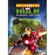 Iron Man & Hulk. Heroes United