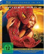 Spider-Man 2 (Blu-Ray 4K Ultra Hd+Blu-Ray) (2 Blu-ray)