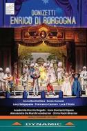 Gaetano Donizetti - Enrico Di Borgogna (Blu-ray)