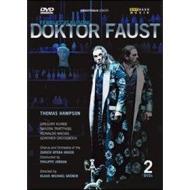 Ferruccio Busoni. Doktor Faust (2 Dvd)