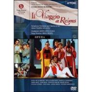 Gioacchino Rossini. Il viaggio a Reims (2 Dvd)
