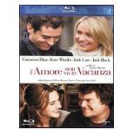L' amore non va in vacanza (Blu-ray)