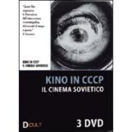 Kino in Cccp (Cofanetto 3 dvd)