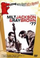 Milt Jackson & Ray Brown. '79. Norman Granz Jazz in Montreux