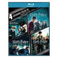 Harry Potter. 4 grandi film. Vol. 2 (Cofanetto 4 blu-ray)