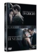 Cinquanta Sfumature Di Nero / Cinquanta Sfumature Di Grigio (2 Dvd)