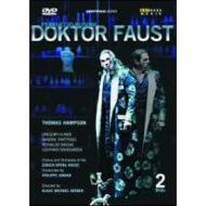 Ferruccio Busoni. Doktor Faust (Blu-ray)