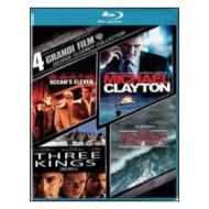 George Clooney Collection (Cofanetto 4 blu-ray)