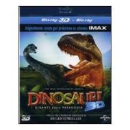Dinosauri. I giganti della Patagonia 3D (Cofanetto 2 blu-ray)
