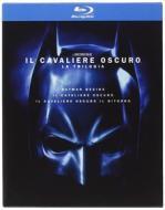 Il Cavaliere Oscuro. La trilogia (Cofanetto 5 blu-ray)