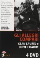 Gli allegri compari. Stan Laurel e Oliver Hardy (4 Dvd)