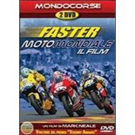 Faster. Motomondiale. Il film (2 Dvd)