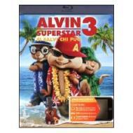 Alvin Superstar 3. Si salvi chi può! (Blu-ray)