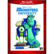 Monsters University 3D (Cofanetto 3 blu-ray)