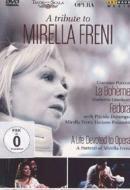Mirella Freni. A tribute to Mirella Freni (3 Dvd)