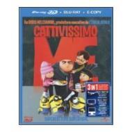 Cattivissimo Me 3D (Cofanetto 2 blu-ray)