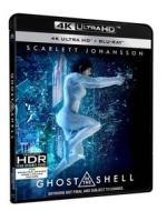 Ghost In The Shell (Blu-Ray 4K Ultra Hd+Blu-Ray) (2 Blu-ray)