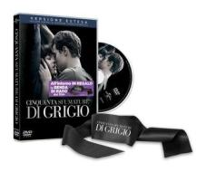 Cinquanta Sfumature Di Grigio (Dvd+Benda)
