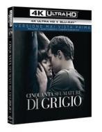 Cinquanta Sfumature Di Grigio (4k Ultra Uhd+Blu-Ray) (Blu-ray)