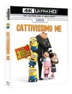 Cattivissimo Me (Blu-Ray 4K Ultra Hd+Blu-Ray) (2 Blu-ray)