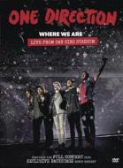 One Direction. Where We Are. Live From San Siro Stadium
