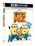 Cattivissimo Me 2 (Blu-Ray 4K Ultra Hd+Blu-Ray) (2 Blu-ray)