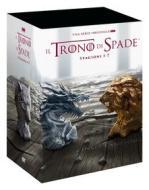 Il Trono Di Spade - Stagioni 01-07 Stand Pack (34 Dvd) (34 Dvd)