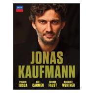 Jonas Kaufmann (Cofanetto 4 blu-ray)